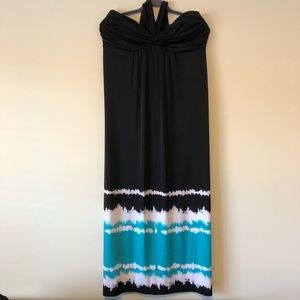 Soma Halter Maxi Dress